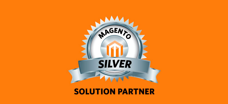 We are the offical Magento silver partners