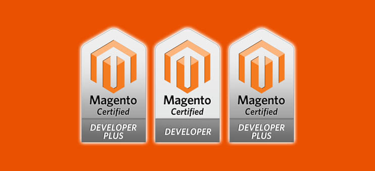 Congratulations to our developers with the Magento certification ...