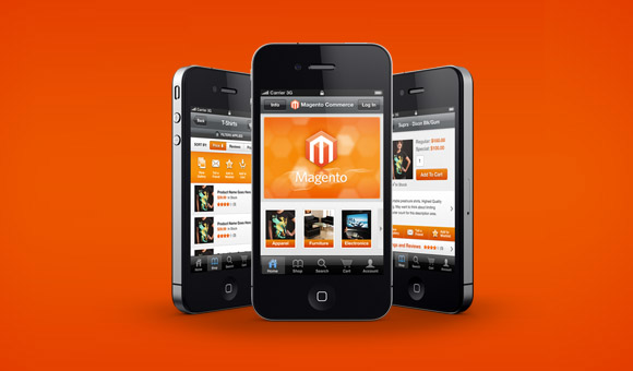 Apple touch icon for your Magento mobile theme