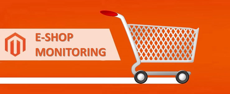 E-shop monitoring