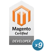 Magento back end and front end developers
