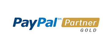 PayPal Gold partner