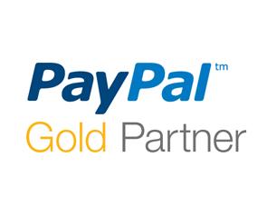 PayPal Gold Partner Company