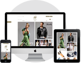 Ready-made responsive Magento theme